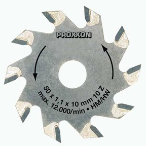 "Tungsten Tipped blade for Proxxon KS 115, 2"" diameter"