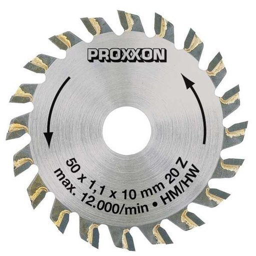 "View a Larger Image of Tungsten Tipped blade for Proxxon KS 115, 20 teeth, 2"" diameter"