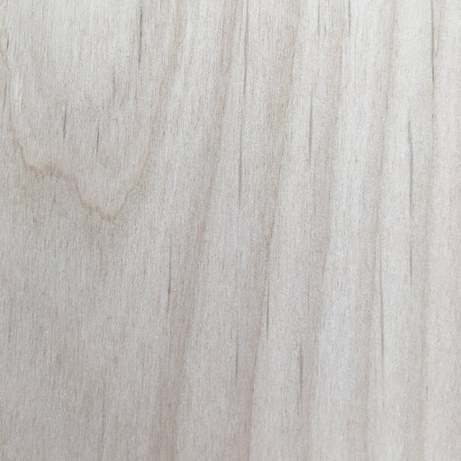 """View a Larger Image of Turned bun foot 3, 4.5""""H - Clear Alder"""