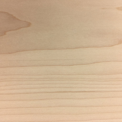 """View a Larger Image of Turned bun foot 37, 4.5""""H - Hard Maple"""