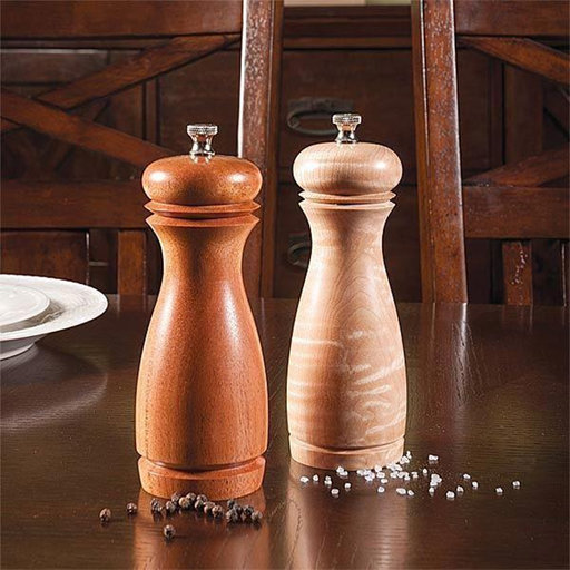 View a Larger Image of Turned Pepper & Salt Mills - Paper Plan