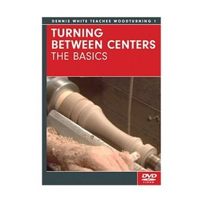 Turning Between Centers: The Basics - DVD