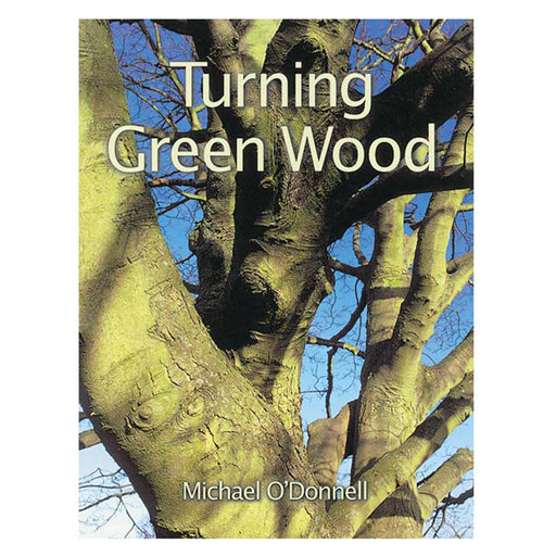 View a Larger Image of Turning Green Wood