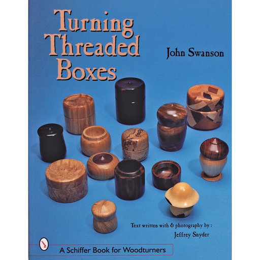View a Larger Image of Turning Threaded Boxes