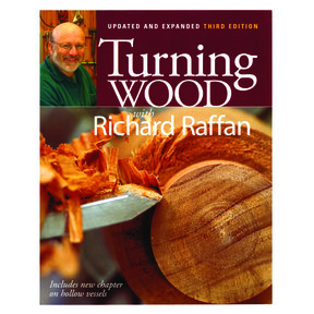 Turning Wood with Richard Raffan 3rd Ed