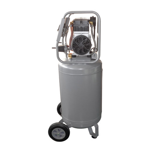 View a Larger Image of Two Stage Air Compressor, 20015HP, Ultra Quiet  & Oil-Free  1.5 Hp, 20 gallon 175 PSI