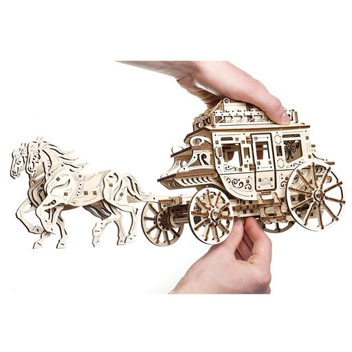 View a Larger Image of Stagecoach Assembly Kit