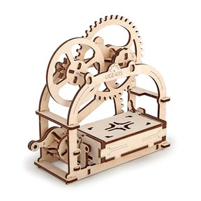 UGears 3D Mechanical Puzzle Storage Box
