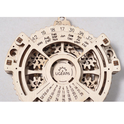 View a Larger Image of UGears Date Navigator