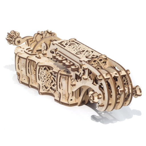 View a Larger Image of UGears Hurdy-Gurdy