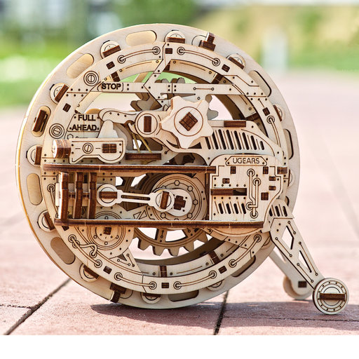 View a Larger Image of UGears  Monowheel