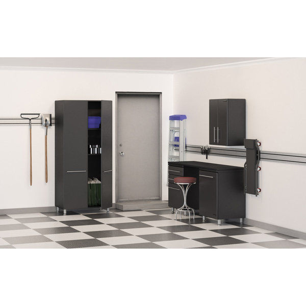 View A Larger Image Of Ulti MATE 5 Piece Garage Cabinet Kit, Model GA