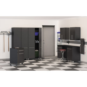 Ulti-MATE 8 piece Garage Cabinet Kit, Model GA-80