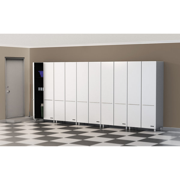 View A Larger Image Of Ulti MATE Five Piece Tall Cabinet Kit In Starfire  Pearl