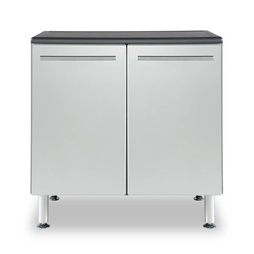 View a Larger Image of Ulti-MATE GaragePRO Two Door Base Cabinet, Model GA-01PC