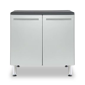 Ulti-MATE GaragePRO Two Door Base Cabinet, Model GA-01PC
