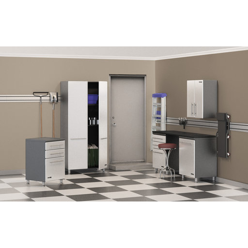 View a Larger Image of Ulti-MATE Six Piece Cabinet Kit in Starfire Pearl, Model GA-60KSW