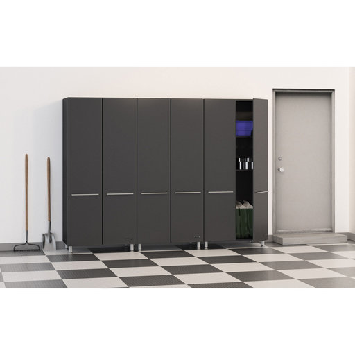 View a Larger Image of Ulti-MATE Tall 3 piece Garage Cabinet Kit, Model GA-30