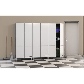 Ulti-MATE Three Piece Tall Cabinet Kit in Starfire Pearl, Model GA-30KSW