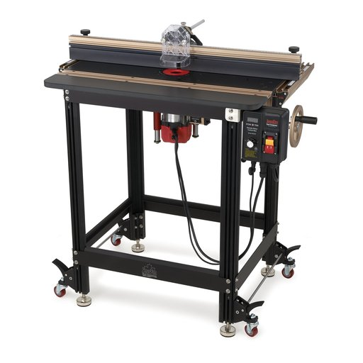View a Larger Image of Ultimate Router Table Complete System