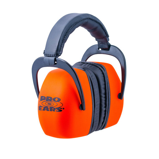 View a Larger Image of  Ultra Pro Orange Hearing Protectors