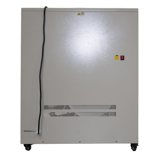 View a Larger Image of 4HP 20 Gallon Oil-Free Compressor with Air Drying System and Auto Drain Valve in Soundproof Cabinet