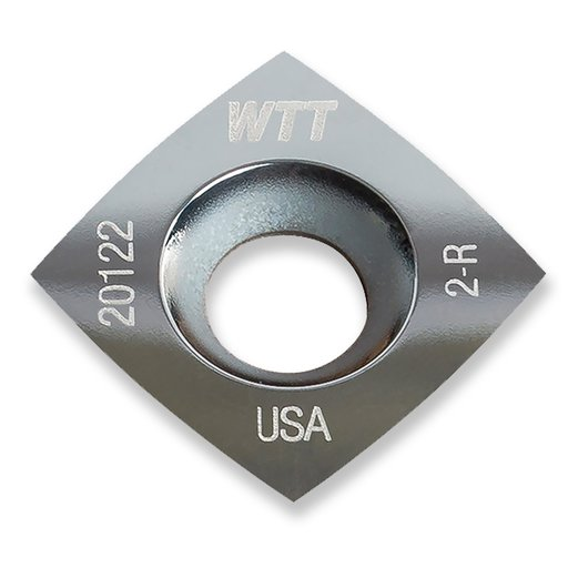 "View a Larger Image of Ultra-Shear - .59 Square 2"" Radius Insert"