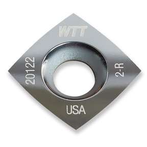 "Ultra-Shear - .59 Square 2"" Radius Insert"