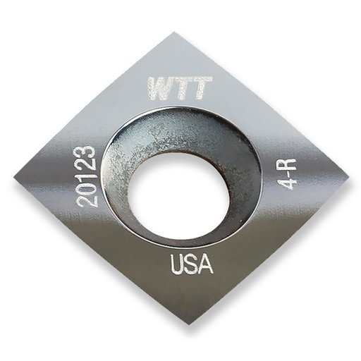 """View a Larger Image of Ultra-Shear - .59 Square 4"""" Radius Insert"""