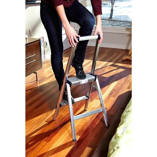 View a Larger Image of Ultralight FT2 Step Stool