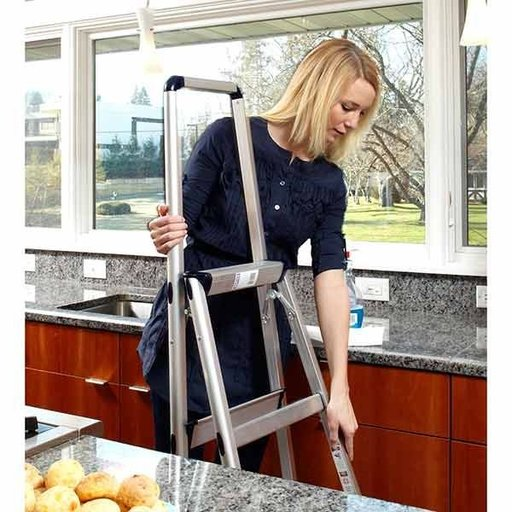 View a Larger Image of Ultralight FT3 Step Stool