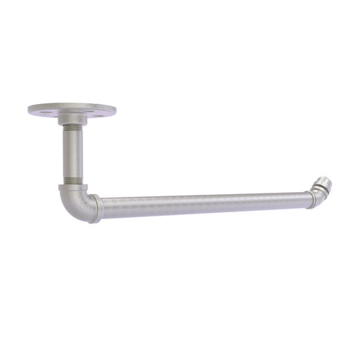 View a Larger Image of  Under Cabinet Paper Towel Holder, Satin Nickel Finish