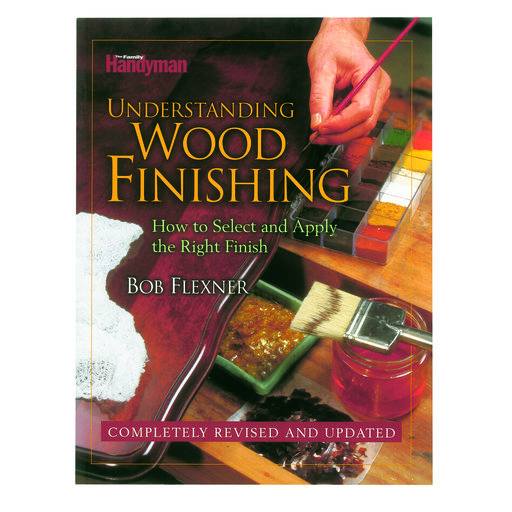 View a Larger Image of Understanding Wood Finishing
