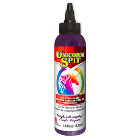 Hill Majesty Gel Stain and Glaze Water Based 8 oz