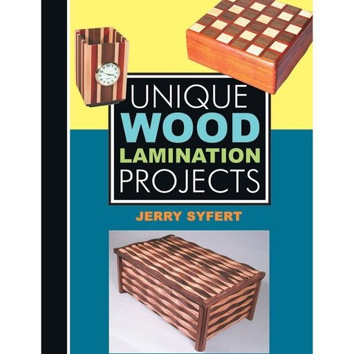 View a Larger Image of Unique Wood Lamination Projects