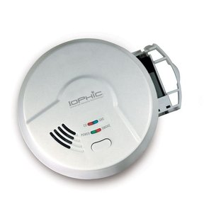 4-in-1 Alarm for Smoke, Fire, Carbon Monoxide and Natural Gas, Model MDSCN111