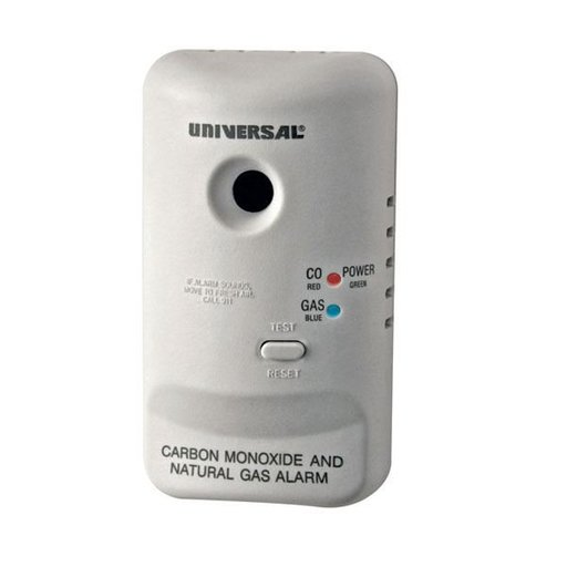 View a Larger Image of Carbon Monoxide and Natural Gas Alarm, Model MCN400B