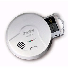 Ion Smoke and Fire Alarm, 9V, Model MI3050