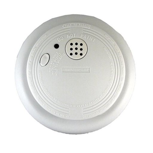 View a Larger Image of Ion Smoke and Fire Alarm, Model USI-1122L
