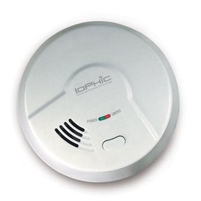 IoPhic Smoke and Fire Alarm, 120V, Model MDS107