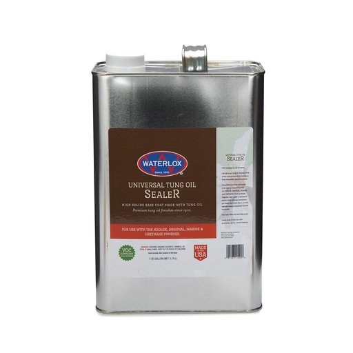 View a Larger Image of Universal Tung Oil Sealer Gallon