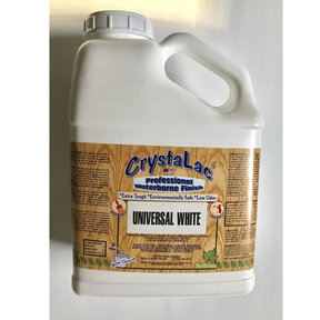 Universal White Paint & Primer All in One Gallon