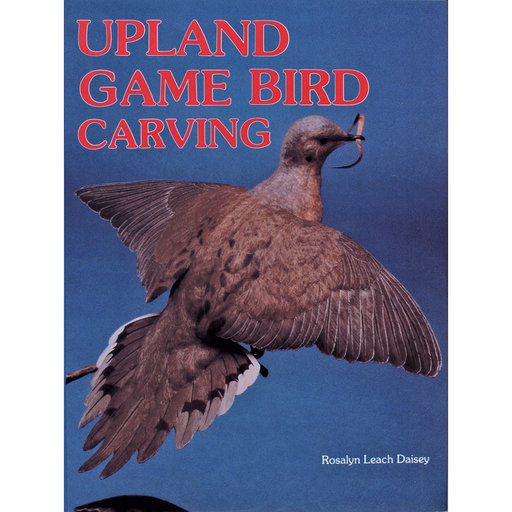 View a Larger Image of Upland Game Bird Carving