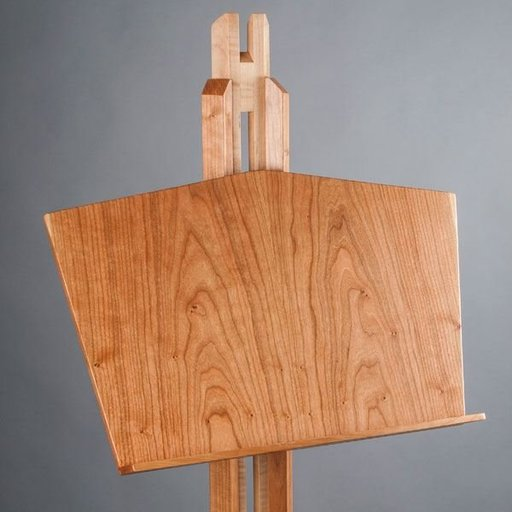 View a Larger Image of Upscale Music Stand - Downloadable Plan