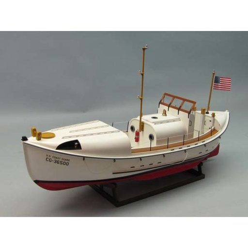 """View a Larger Image of USCG 36500 36"""" Motor Lifeboat Kit"""
