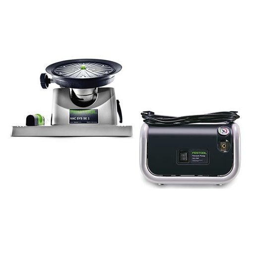 View a Larger Image of Vac-Sys Vacuum Clamping System