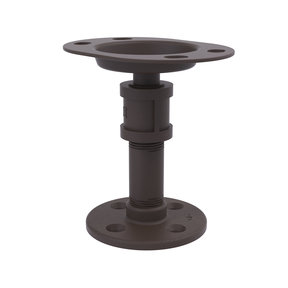 Vanity Top Toothbrush Holder, Oil Rubbed Bronze Finish