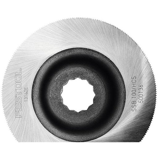 View a Larger Image of Vec Saw Blade SSB 100/HCS