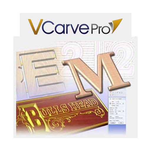 View a Larger Image of Vectric Vcarve Pro Software V8.5