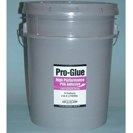View a Larger Image of Veneer Bond High Performance PVA Adhesive, 5 Gal Pail